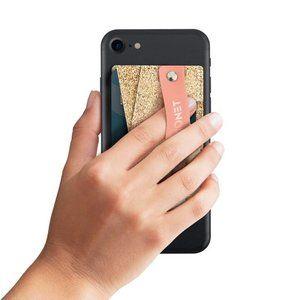 Monet 3 in 1 Phone Grip Wallet & Kickstand